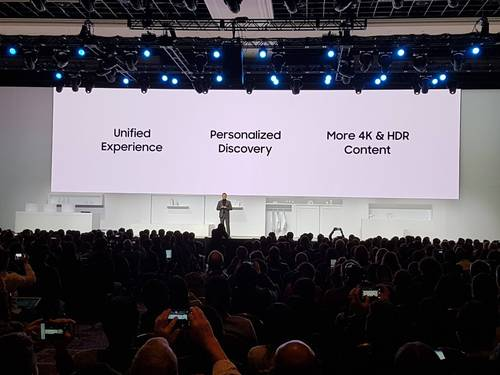Samsung na CES 2017 14
