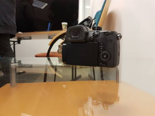 Prezentacja Aparatu Panasonic Lumix GH5