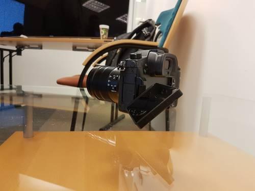 Prezentacja Aparatu Panasonic Lumix GH5 3