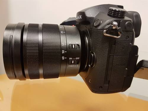 Prezentacja Aparatu Panasonic Lumix GH5 7