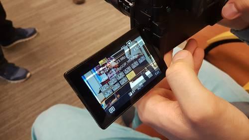 Prezentacja Aparatu Panasonic Lumix GH5 16