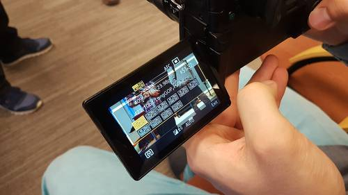 Prezentacja Aparatu Panasonic Lumix GH5 17